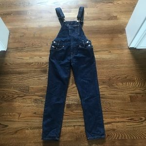 Women's Levi's dark blue overalls-XS-LIKE NEW